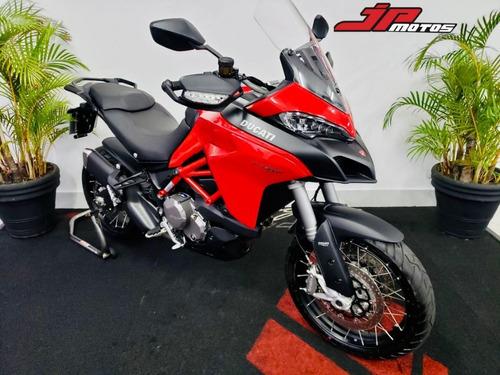 Ducati Multistrada 950s 2020 Vermelha
