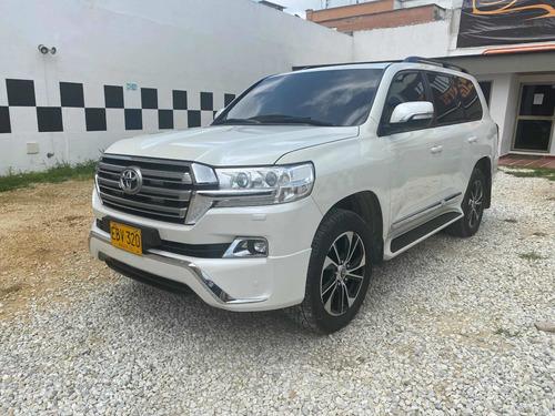 Toyota Land Cruiser 2017 4.5 Vxr Fl Lc200 Blindaje 2 Plus