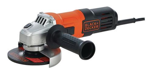 Amoladora Angular Black+decker G650  De 50hz Naranja 220v