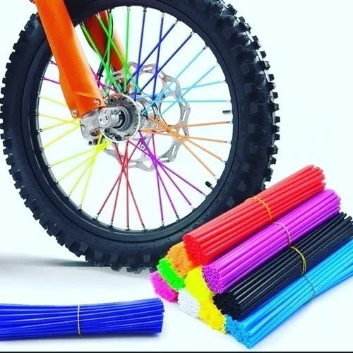Capa De Raio Para Motos E Bicicletas Kit 76 Unidades Oferta