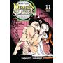 Mangá Demon Slayer ( Kimetsu No Yaiba ) Nº 11