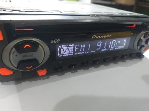 Rádio Cd Pioneer Antigo Dhe 1480
