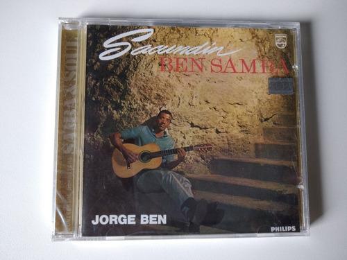 Cd Jorge Bem - Lacrado