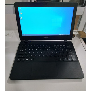 Netbook Acer B117 Series - Usada- Disco Solido 120 -4gb Ram