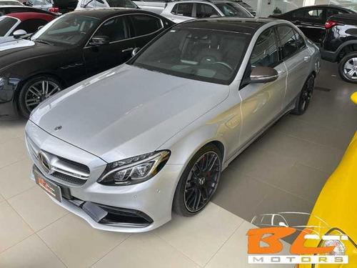 Mercedes-benz C63 Amg S Turbo