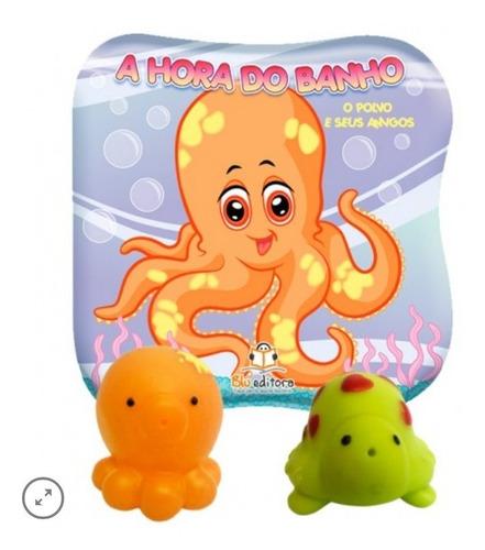 Brinquedo De Banho Livro Infantil O Livro Do Sapo