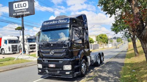 Mercedes Benz  Axor 2544 6x2  Trucado 2015  Sem Detalhes