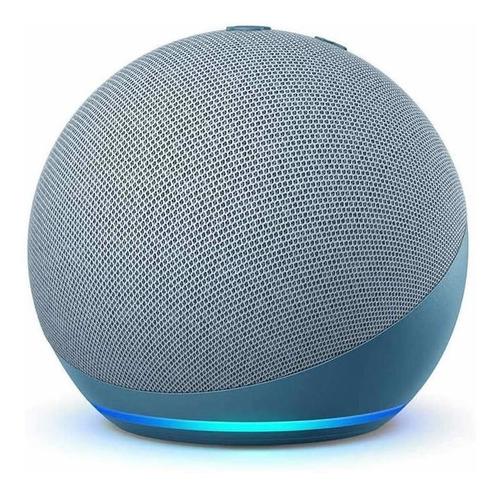 Amazon Echo Dot 4th Gen Con Asistente Virtual Alexa Twilight Blue 110v/240v
