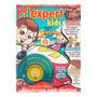Revista Cd Expert Kids Brincando Com Senninha