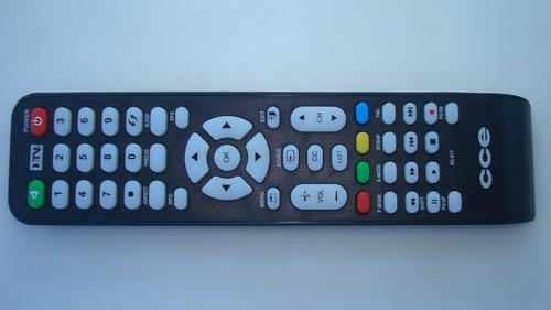 Controle Remoto Original Novo Cce Stile D4201 Rc-517