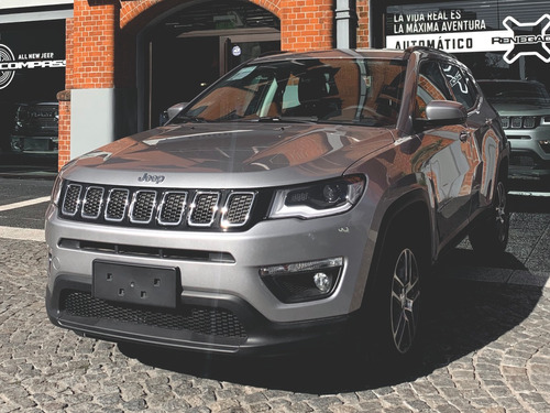 Jeep Compass Sport At6 2019 0km Color A Convenir 5 Puertas