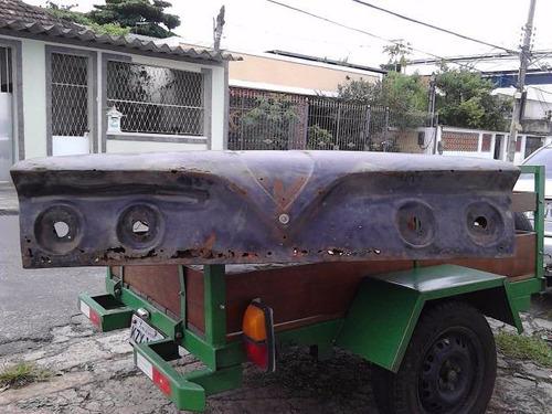 Porta,tampa De Mala E Paralama Do Impala