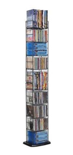 Atlantic 78205091 Media Rack Plegable 153 Cd O 72 Dvd P2