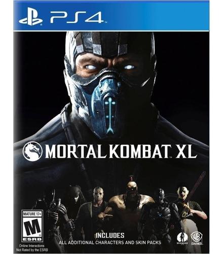Mortal Kombat Xl | Ps4 | Digital