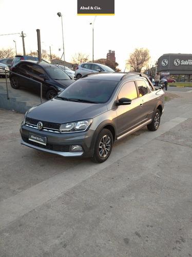Volkswagen Saveiro Doble Cabina 1.6 2020 Impecable!