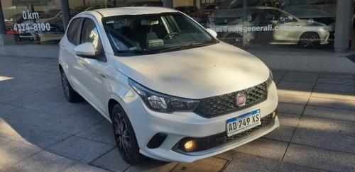 Fiat Argo Aut Anticipo Y Cuotas Impecable Financio Solo Dni