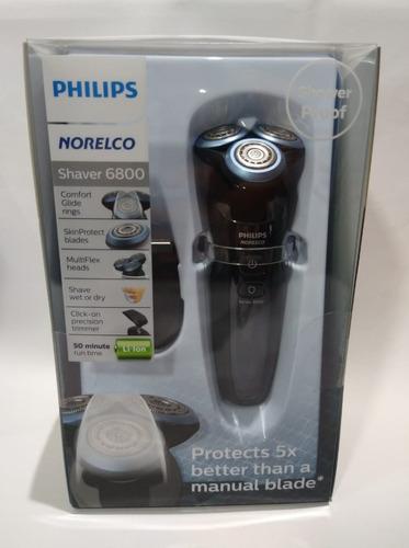 Barbeador Elétrico Philips Norelco 6800 - Importado