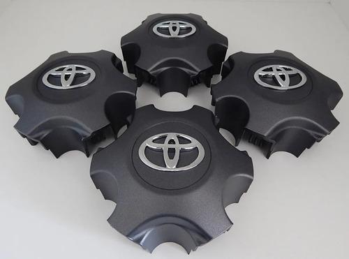 Jg Calota Miolo Centro Roda Toyota Hilux Srv 13/14/15 Aro 17