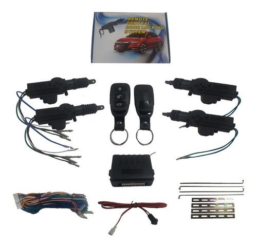 Kit De Cierre Centralizado Universal Con Control Remoto