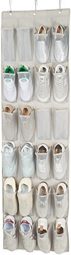 Shoe Organizer Size Medium 24 Hanging Shoes - Ecart