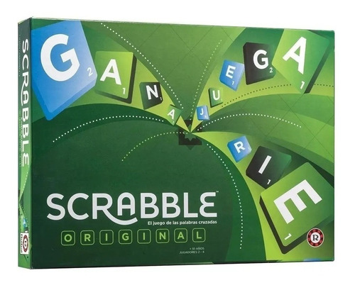 Scrabble Original De Ruibal