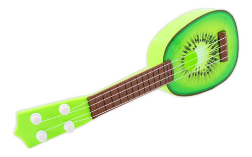 Ukulele Mini Fruit Guitarra Brinquedo Instrumento Infantil