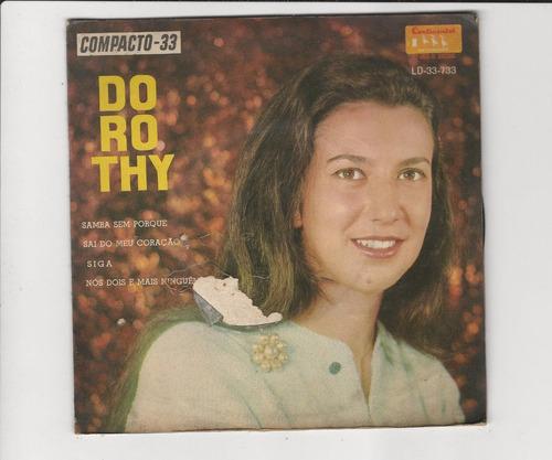 Dorothy - Samba Sem Porque - Compacto Ep 27 Original