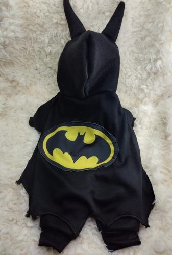 Fantasia Para Pet Batman