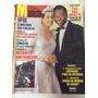 Revista Manchete Ano 1989 Lote Com 08 Unidades Perfeitas