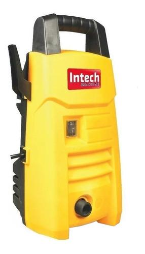 Lavadora De Alta Pressão Intech Machine Texas De 1300w Com 1450psi De Pressão Máxima 220v