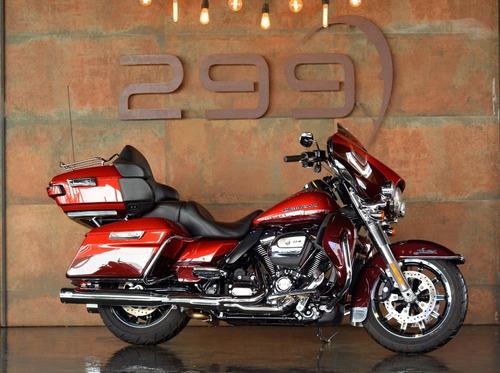 Harley Davidson Ultra Limited 2019 Impecável Apenas 3.551kms