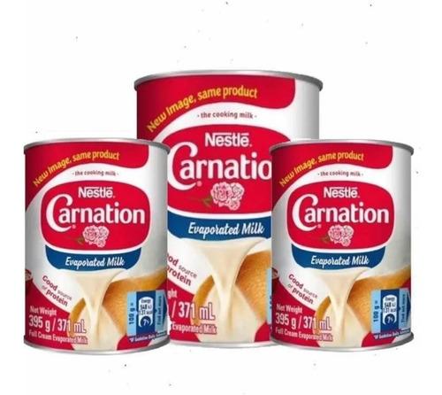Pack De 3 Latas De Leche Evaporada Nestl - mL a $33