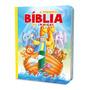 A Primeira Bíblia Das Crianças Ricamente Ilustrada