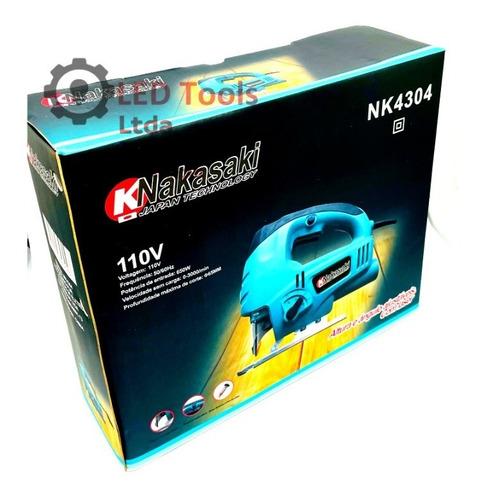 Serra Tico Tico Profissional 650w Com Guia Laser