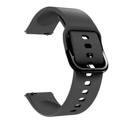 Pulseira Galaxy Watch3 Lte 45mm Sm-r845 Engate Rápido 22mm