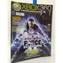 Revista Para Jogo X Box 360 Star Wars Force Unlf