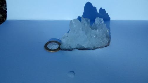 Pedra Cristal Natural Catedral 2 - 5 Cm Altura
