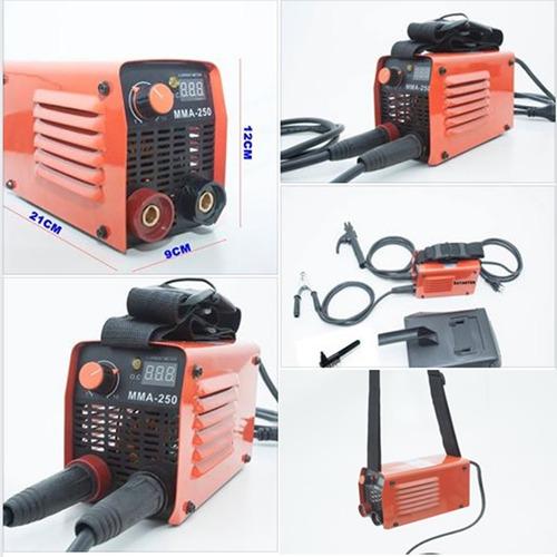 Máquina Inversora De Solda Mini 250 Amperes