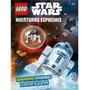 Mini Figura R2 d2 Revista Lego Star Wars