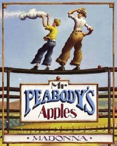 Madonna - Ms Peabody's Apples / Nuevo Original Uk En Ingles