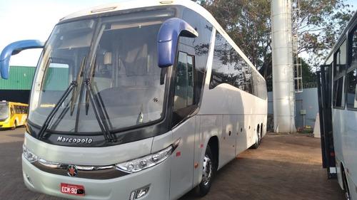 Onibus Marcopolo G7 Mod 1200 Com 02 Wc, Semi Leito Motor Mb