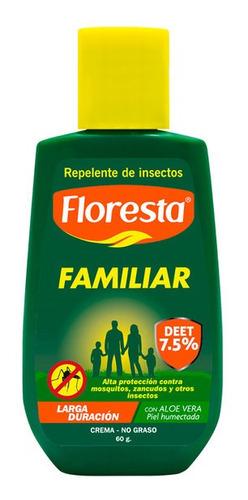 Repelente Floresta Familiar Cr 7.5% Deet 60 G