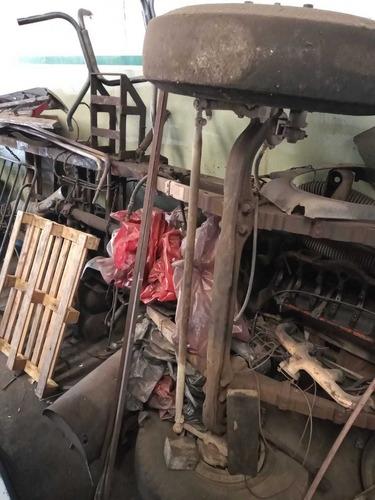 Tren Delantero Mercedes Benz 1114