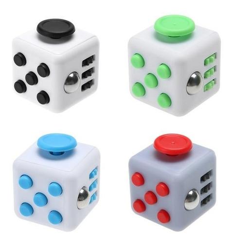Fidget Cube Cubo Anti Estrés Stress Anti Ansiedad