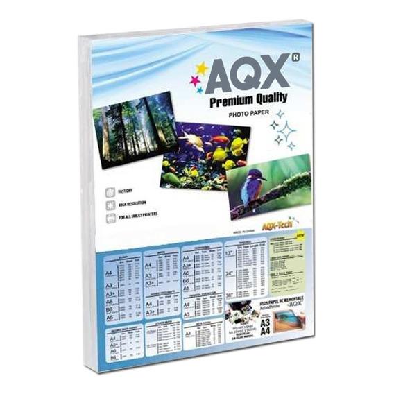 Papel Matte A4 108g 500 Hojas Mate Foto Cover Ideal Para Sublimacion
