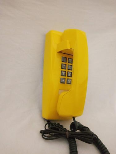 Telefone Antigo Cosmo Digital De Parede Retro Promoção