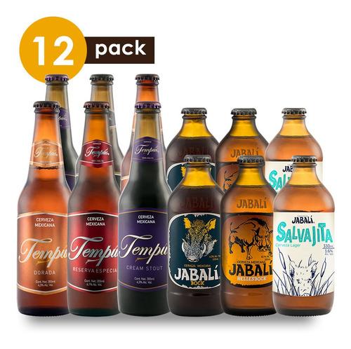 Cerveza Primus Cervexxa Beerpack 12