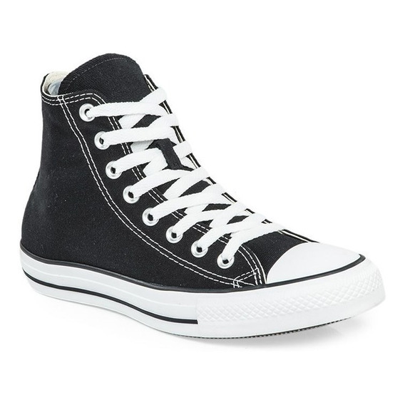 Botitas Converse All Star Negro Blanco! 100% Original!