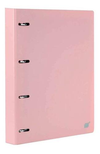 Caderno Fichário Argolado A4 C/ Divisórias Cores Pasteis Yes