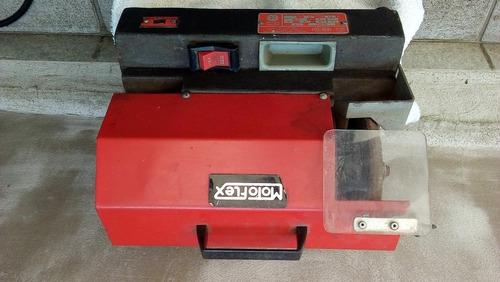 Esmeril De Bancada Motoflex G&e 110/220v Com Chicote
